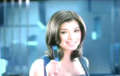 Fabulous Tvc Angel Locsin In Head And Shoulder39S New Tv Commercial Short Hairstyles For Black Women Fulllsitofus